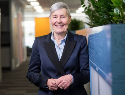 Foundation interim CEO Janet Dore, photo: Paul Jeffers